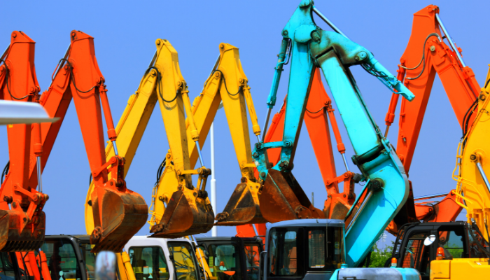 Finance Heavy Equipment with Your Business Assets