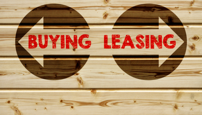 Lease or Buy - Consider Your Options
