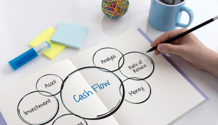 Small Business Success Focus on Cash Flow