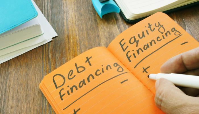 Debt Financing vs. Equity Financing for Business