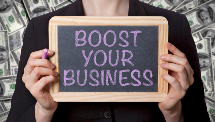 Dozen Ways to Boost Your Small Business