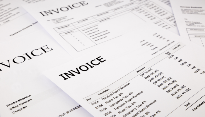 Factor Old Staffing Invoices