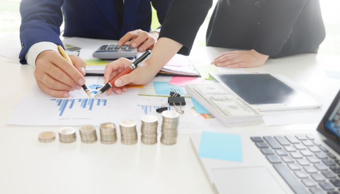 Financial Plan Staffing Agency